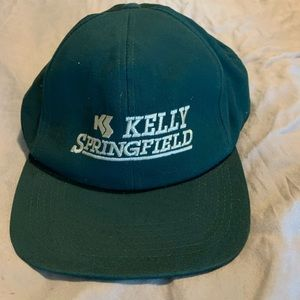 Vintage K Products Kelly Springfield Hat